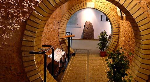 Il museo dei menhir