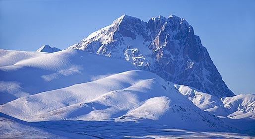 Peak viewing in Abruzzo