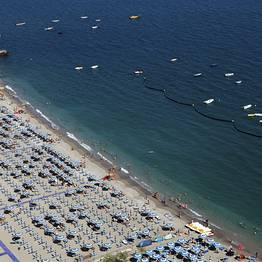 Beaches of Vietri sul Mare