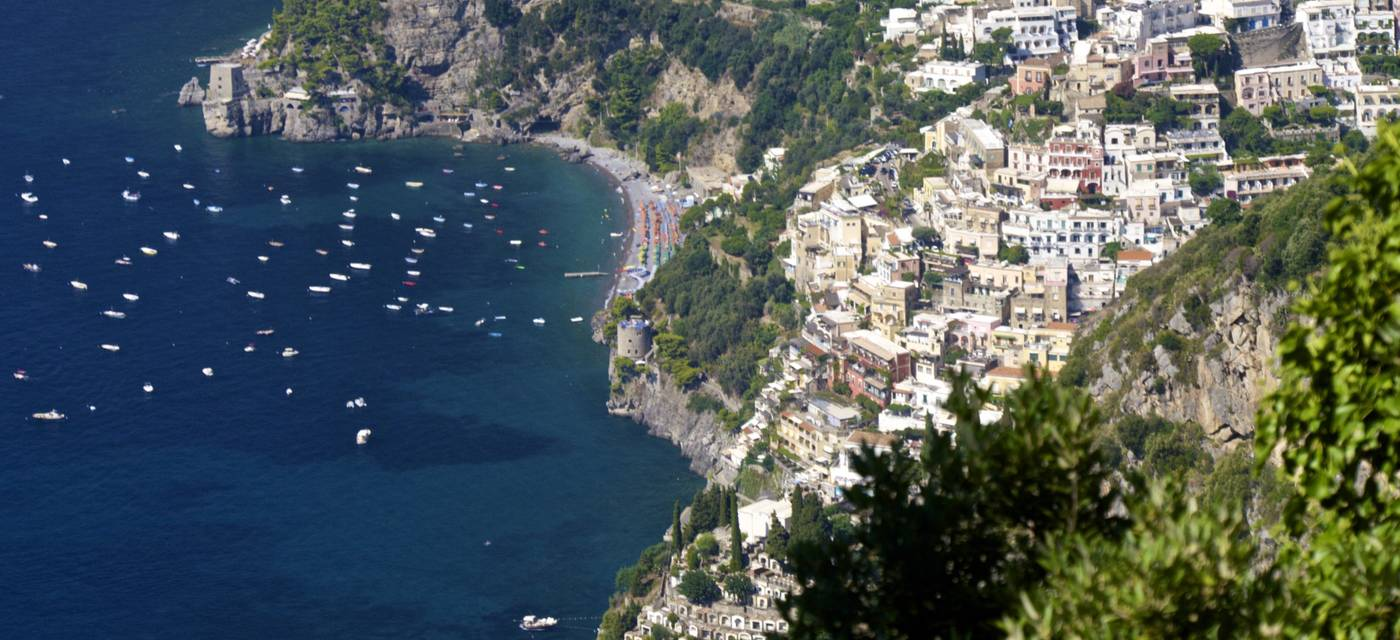 Beaches of Positano