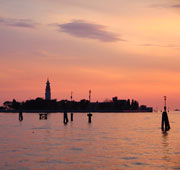 Venice: Monks and Roses