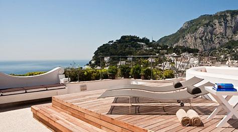 Capri Tiberio Palace Hotel & Spa