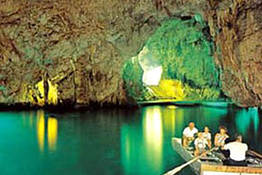 The Emerald Grotto