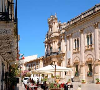 Siti UNESCO nella città di Scicli Hotel