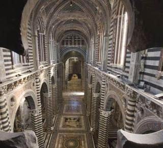 La Porta del Cielo: il Duomo di Siena dall'alto Hotel