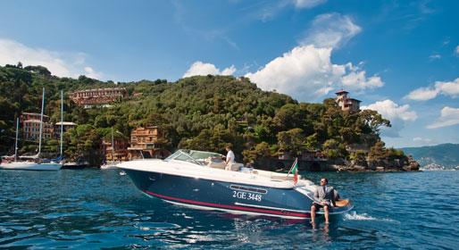 Tra mare e cielo: a pesca e sui tetti di Portofino