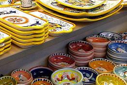 Ceramic shops
