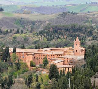 Abbey Monte Oliveto Maggiore Hotel