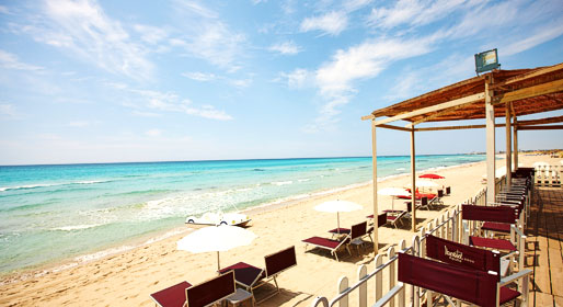 Stress-free summers, in Salento