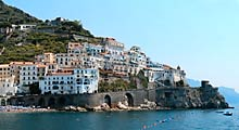 Excursions Amalfi - Amalfi Vacation