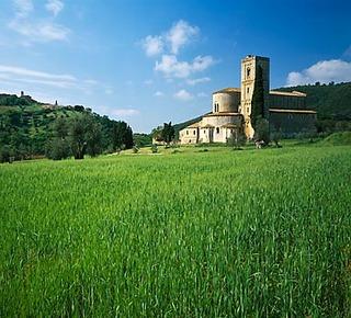 Sant'Antimo Abbey Hotel