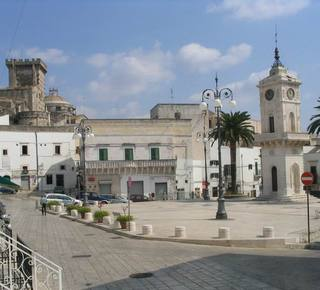 Historical Town of Ceglie Messapica Hotel