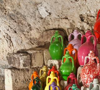 Il quartiere delle Ceramiche di Grottaglie Hotel