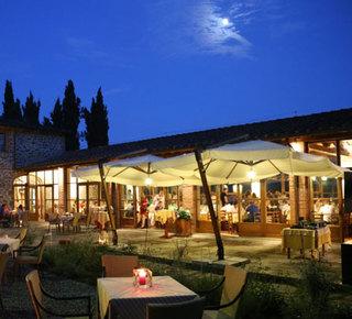 La Torre di Gargonza Restaurant Hotel