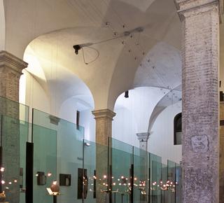 Frascati - Museo Tuscolano Scuderie Aldobrandini Hotel
