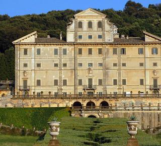Frascati- Villa Aldobrandini Hotel
