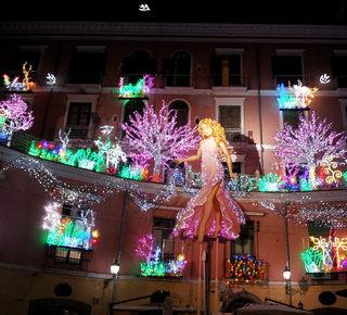Salerno LUCI D'ARTISTA Hotel