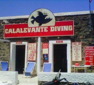 diving cala levante Hotel