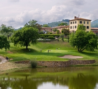 Montecatini Golf - Golf & Country Club Hotel