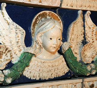 Altarpiece Fra Mattia Della Robbia Hotel