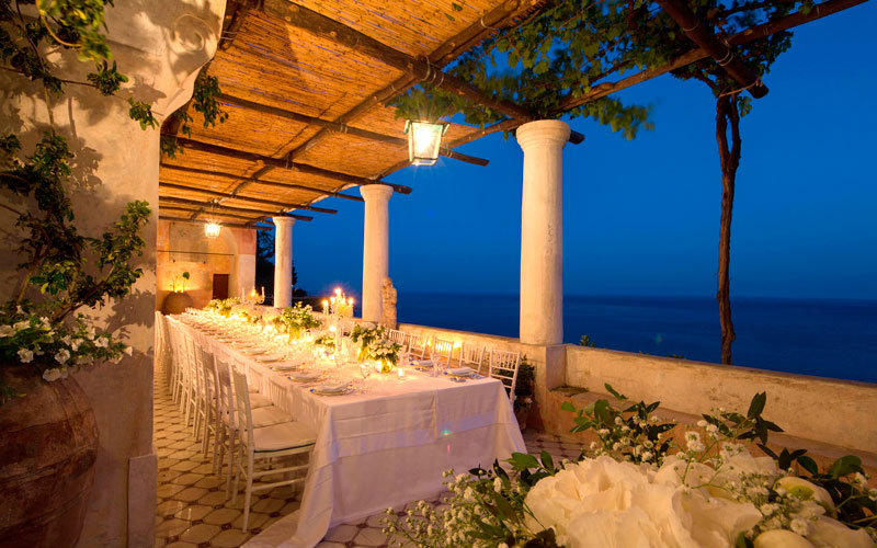 Weddings Italy By Regency Offers The Unique Possibility To Organize A Wedding With Civil Validity In Private Location Amalfi Coast And Capri One