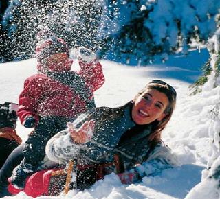Skiing for children Hotel