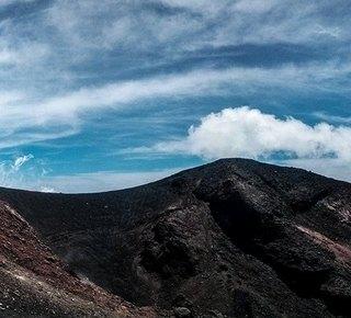 L'imponente vulcano Etna Hotel