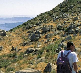 Trekking con vista mare Hotel