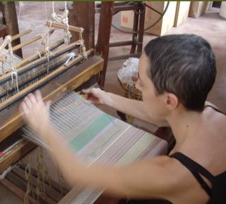Handmade Textile Musem-Workshop Brozzetti Hotel