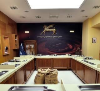 Perugina Chocolate School Hotel