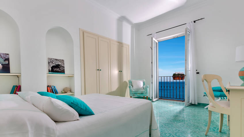 Superior Sea View Room with balcony