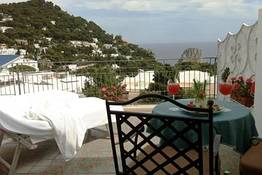 Superior Double Room with Terrace and Sea view