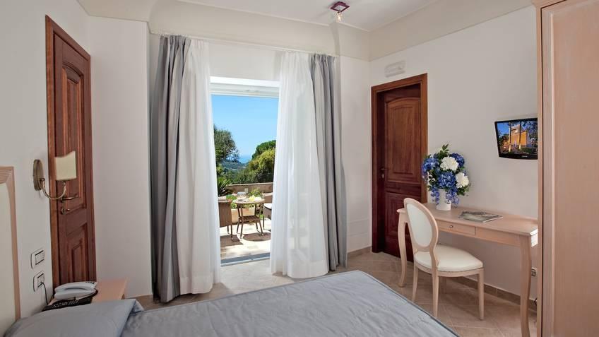 Comfort room sea side
