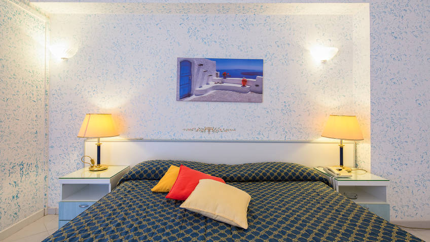 Standard double room no sea view