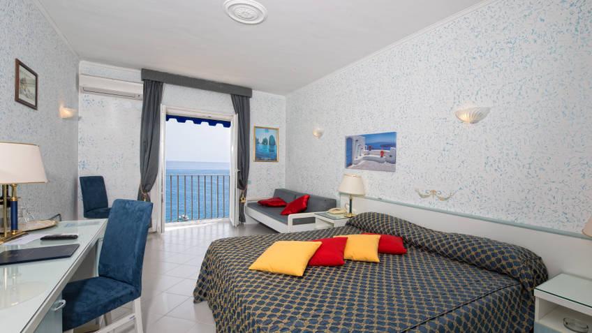 Superior double room sea view
