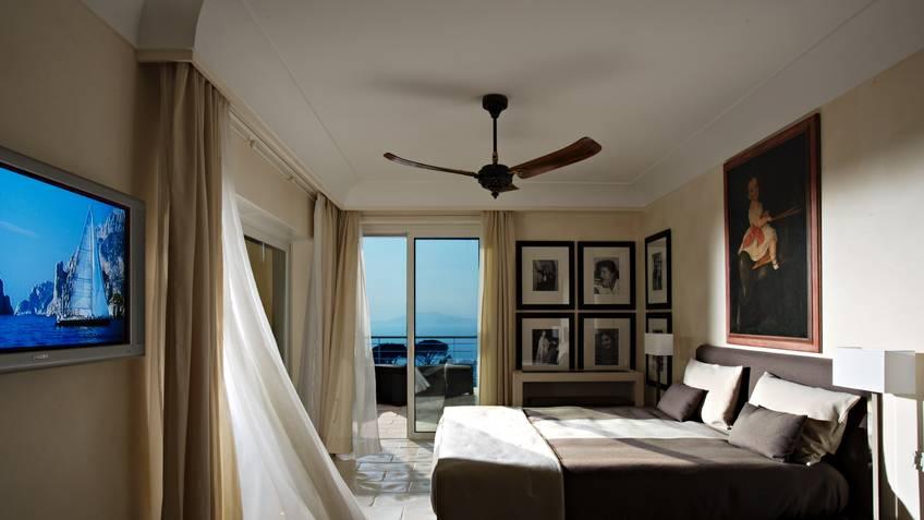 Suite CALLAS con Piscina Idromassaggio- Vista Mare