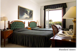 Double or Twin Room with Sea View - Annex