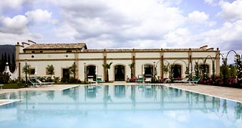 Hotel Villa Zuccari Montefalco Todi hotels