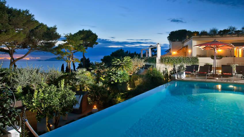 Hotel Orsa Maggiore Small Boutique Hotels Anacapri