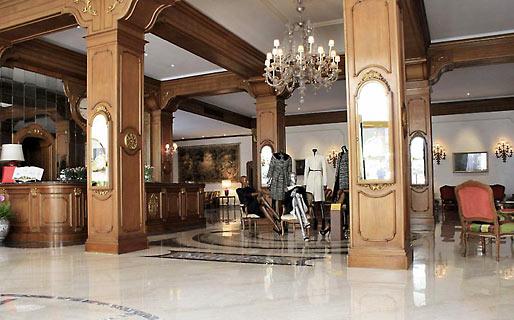 Aldrovandi Palace Villa Borghese Hotel 5 Stelle Lusso Roma