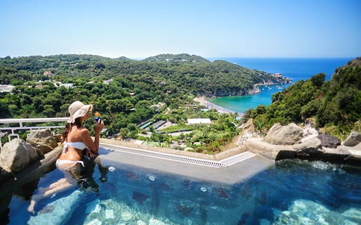 Albergo San Montano 5 Star Hotels Lacco Ameno - Ischia
