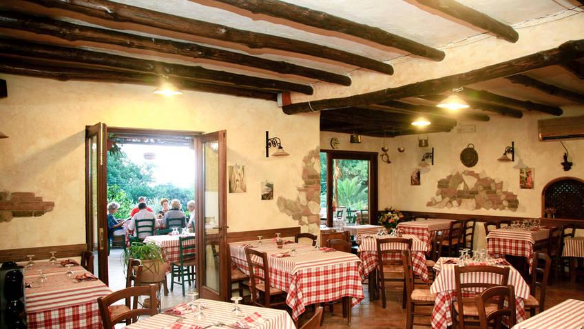 Mamma Giovanna Restaurantes Anacapri