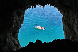 Gianni's Boat - Full day to Capri - GROUP TOUR (NOT PRIVATE) - 7 hours