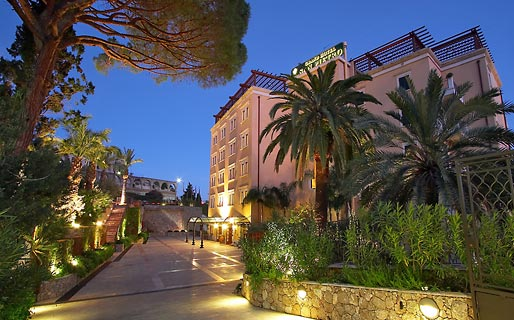 Grand Hotel San Pietro Relais & Chateaux 5 Star Luxury Hotels Taormina