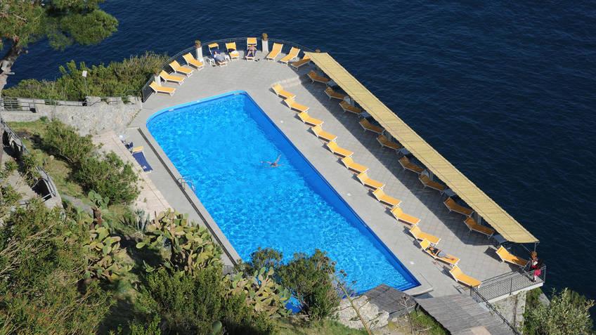 Belvedere Hotel 4 estrelas Conca dei Marini