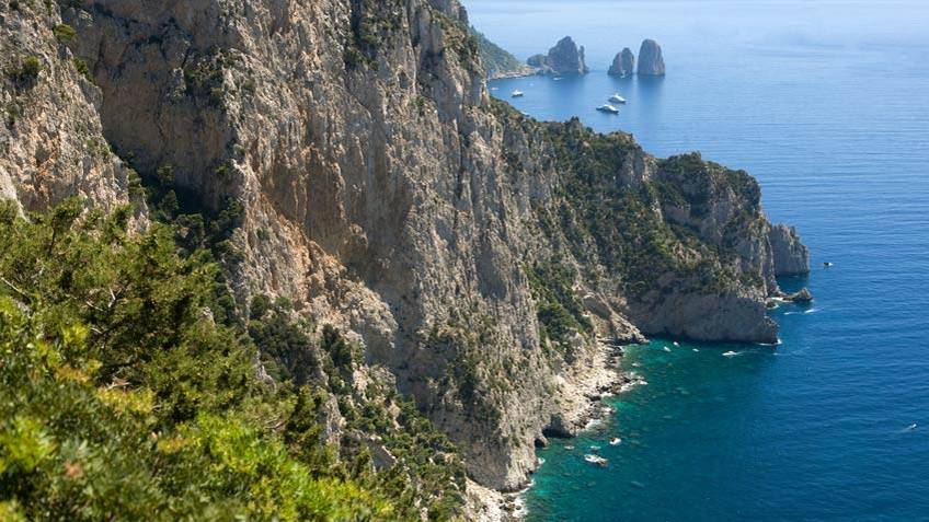 Capri Philosophical Park Museums Anacapri
