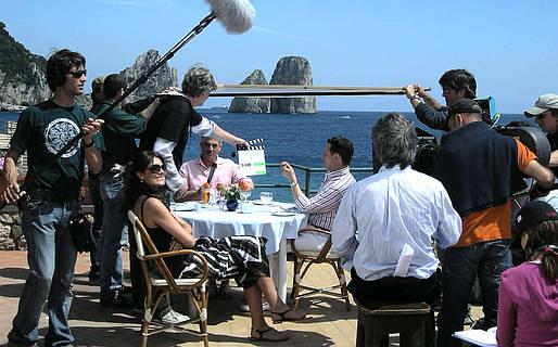 Location Service Cinema e Televis�o Capri