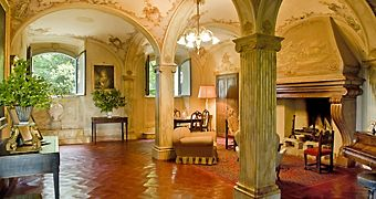 Borgo Stomennano Monteriggioni Siena hotels