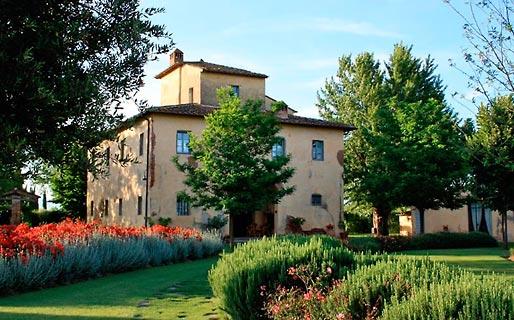Foresteria il Giardino di Fontarronco Farmhouse Holidays Alberoro di Monte S. Savino