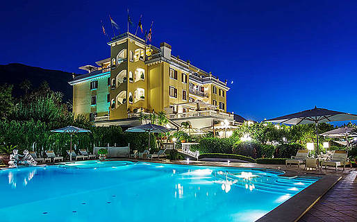 Grand Hotel La Medusa 4 Star Hotels Castellammare di Stabia